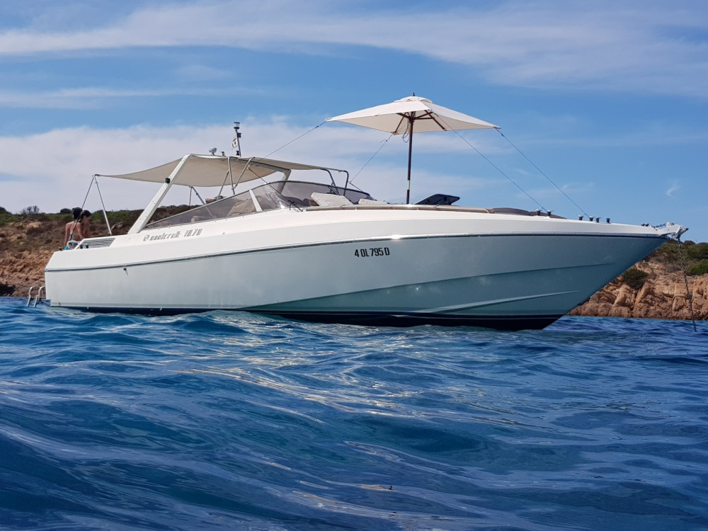 Rental Motorboat in Porto San Paolo - Dual Craft Dual Craft 10.70 Open