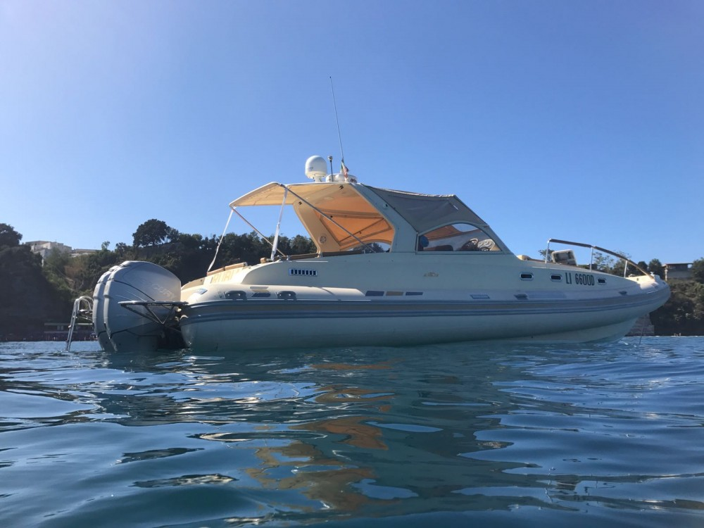 RIB for rent Torre del Greco at the best price