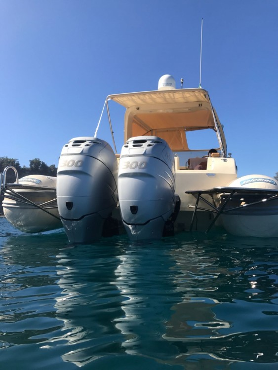 Boat rental Solemar Oceanic 42 in Torre del Greco on Samboat