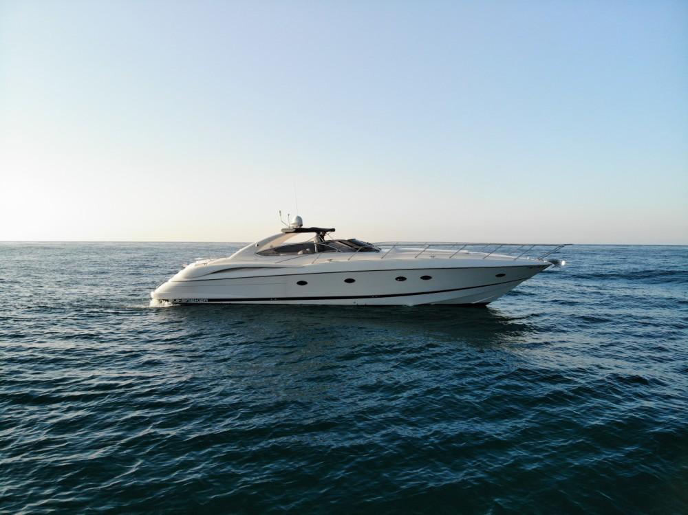 Boat rental Marbella cheap Predator 58