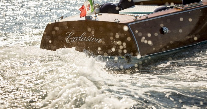 Riva Super florida between personal and professional Sorrento