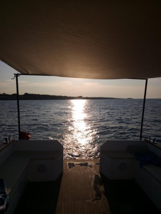 Rental yacht Monopoli - Gozzo semi cabinato Poppa quadra on SamBoat