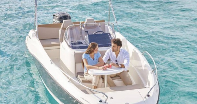 Hire Motorboat with or without skipper Quicksilver L'Estaque