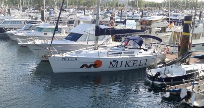 Rental yacht Santander - Jeanneau Sun odyssey on SamBoat