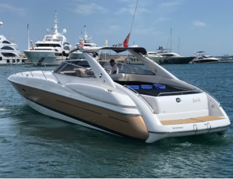 Hire Motorboat with or without skipper Sunseeker Vallauris