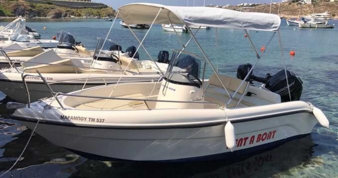 Rental yacht Mykonos (Island) - Poseidon Blu Water on SamBoat