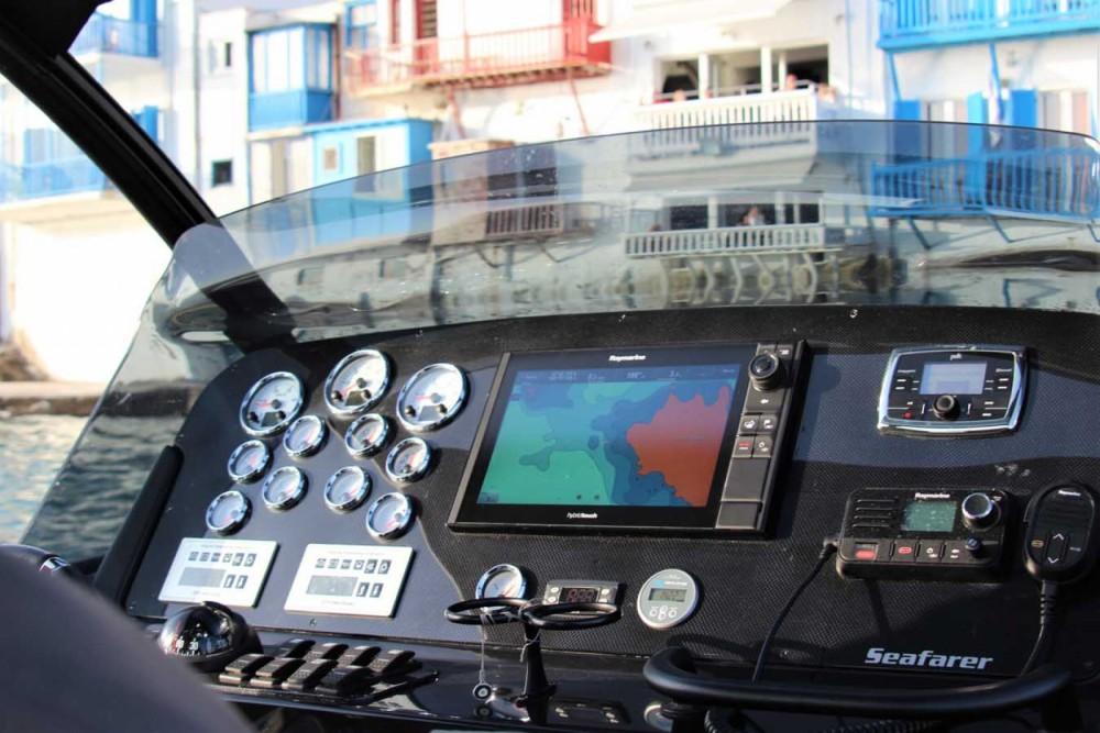 Boat rental Ano Mera cheap Scorpion