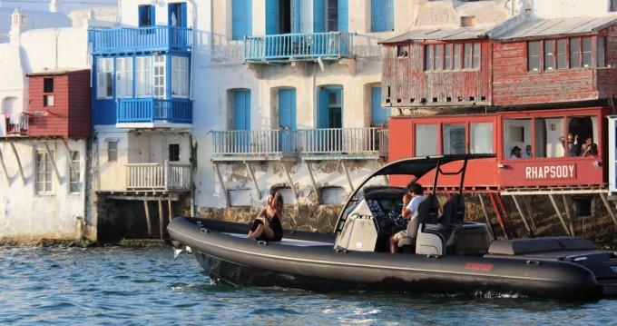Rental yacht Mykonos (Island) - Scorpion Scorpion on SamBoat