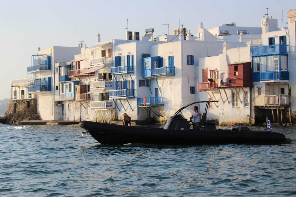 Rental yacht Ano Mera - Scorpion Scorpion on SamBoat