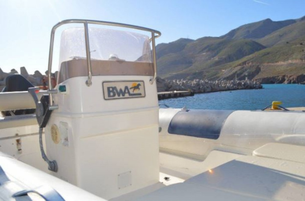 Rental yacht Hora Sfakion - Rib BWA on SamBoat
