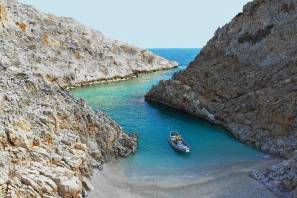 Boat rental Marathos Island cheap BWA
