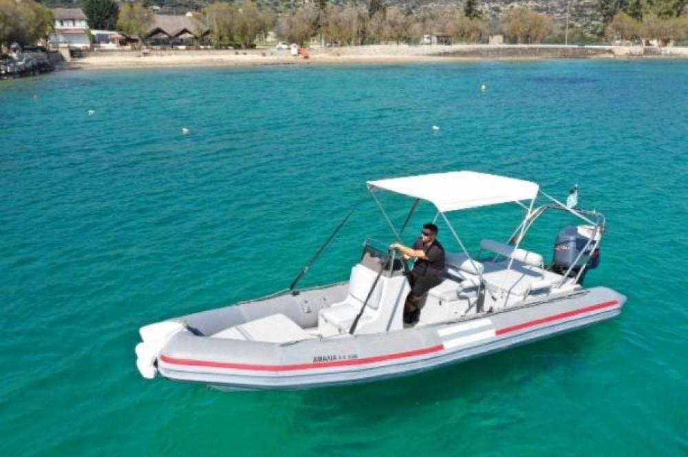 Rental RIB in Marathos Island - Rib BWA