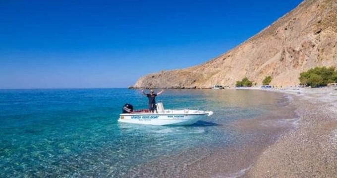 Boat rental Mare 5.5 in Chóra Sfakíon on Samboat