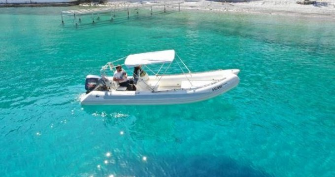 Rental yacht Chóra Sfakíon - Rib 600 on SamBoat