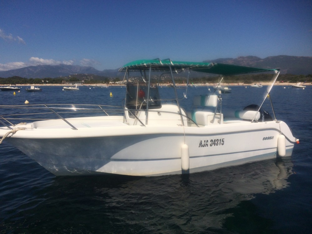 Rental Motorboat in Porto-Vecchio - Sessa Marine Key Largo 23