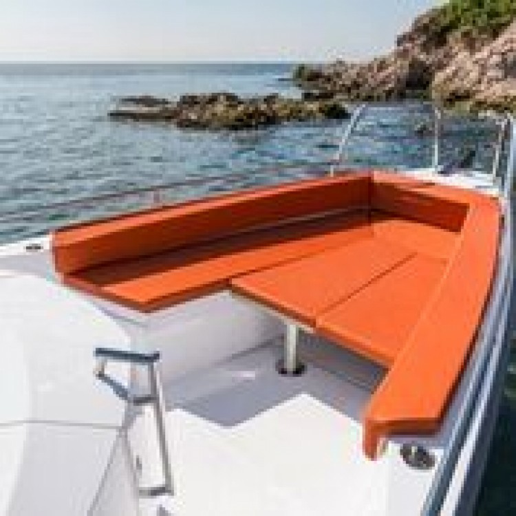 Boat rental Axopar 28 T-Top in Furnari on Samboat