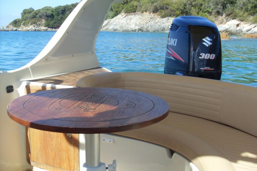 Boat rental Sacs Sacs S 870 in Propriano on Samboat