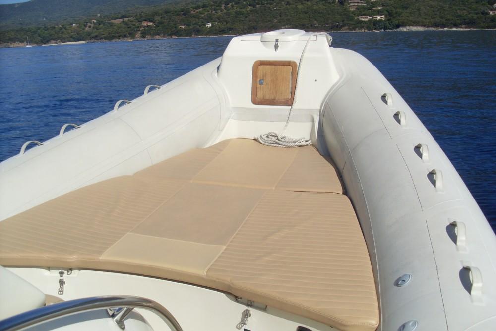 Boat rental Propriano cheap Sacs S 870
