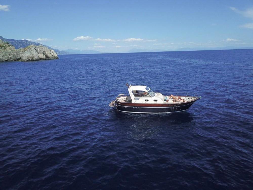 Rental Motorboat in Positano - Aprea Mare 30