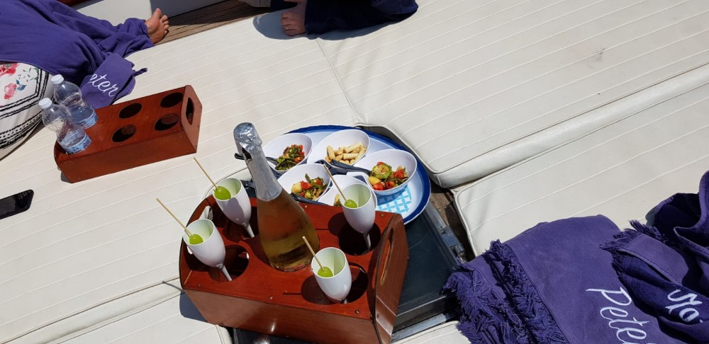 Rental yacht Positano - Aprea Mare 30 on SamBoat