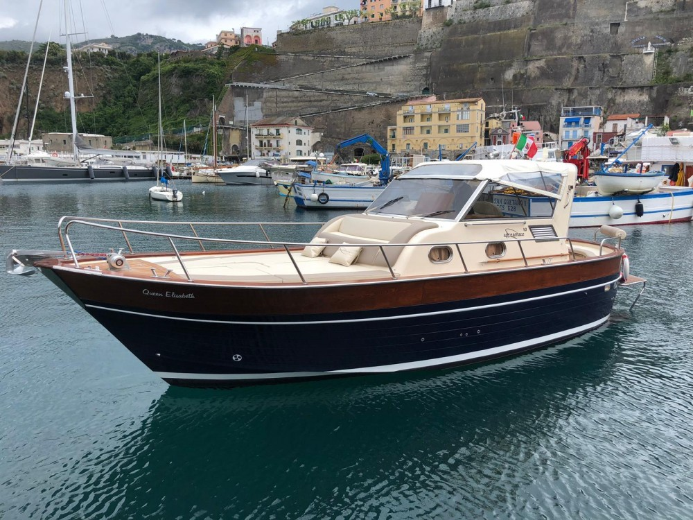 Hire Motorboat with or without skipper Aprea Mare Positano