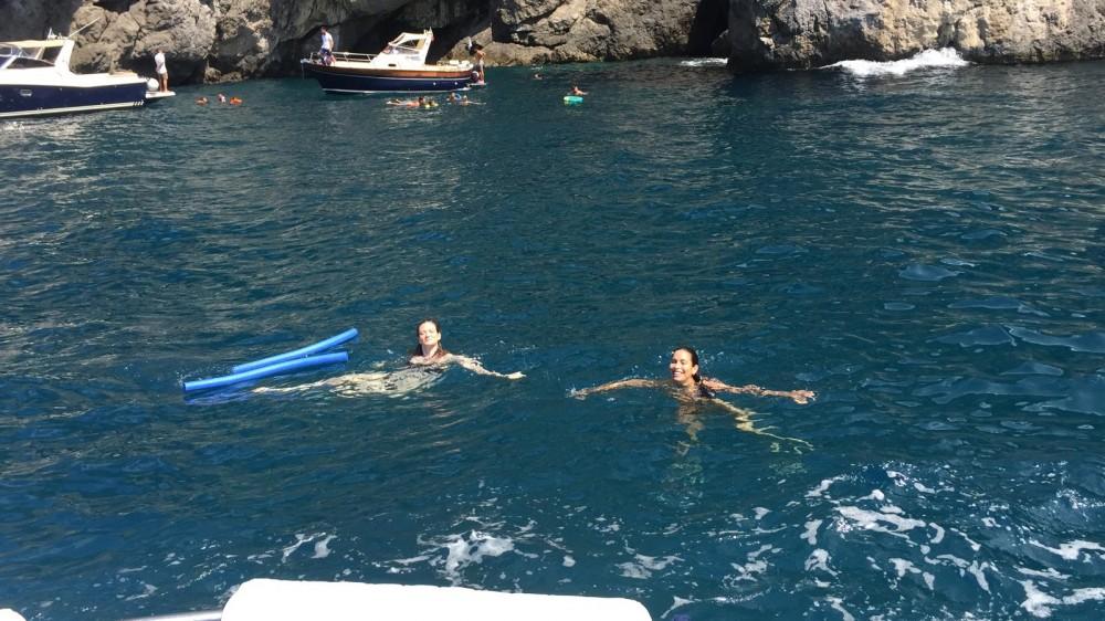Boat rental Aprea Mare 30 in Positano on Samboat