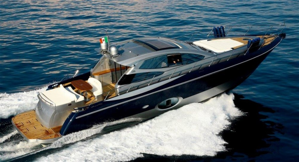 Rental yacht Sorrento - Blu Martin 58 on SamBoat