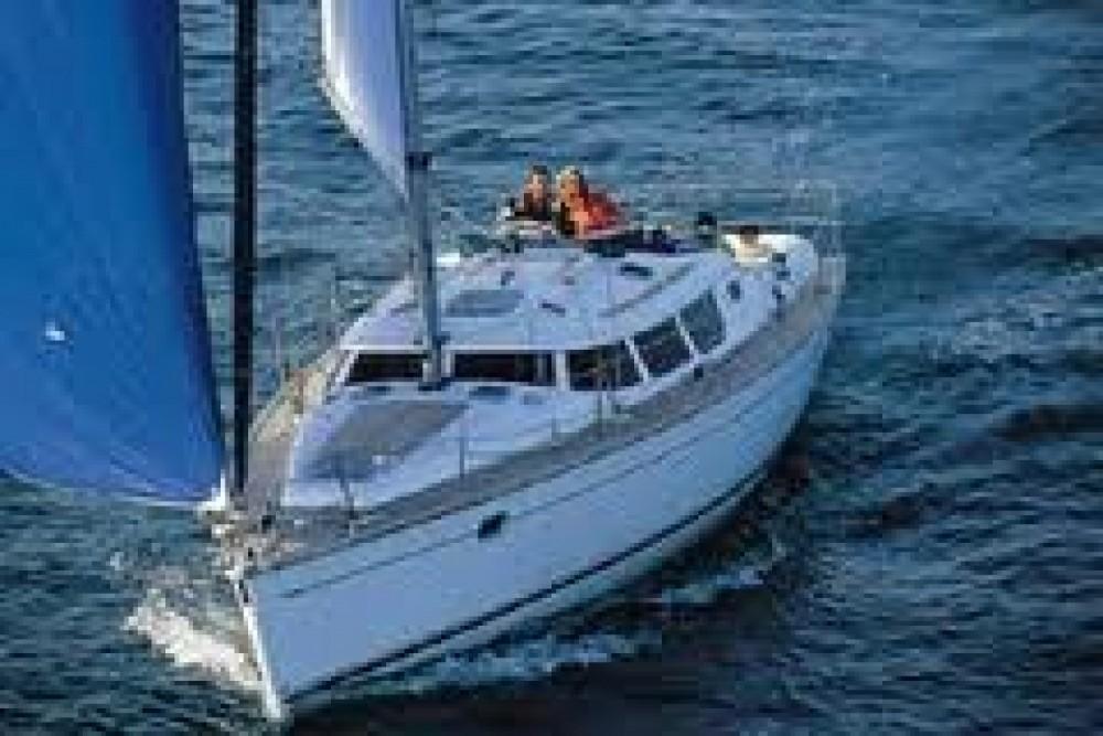 Rental Sailboat in Vigo - Jeanneau Sun Odyssey 40 DS