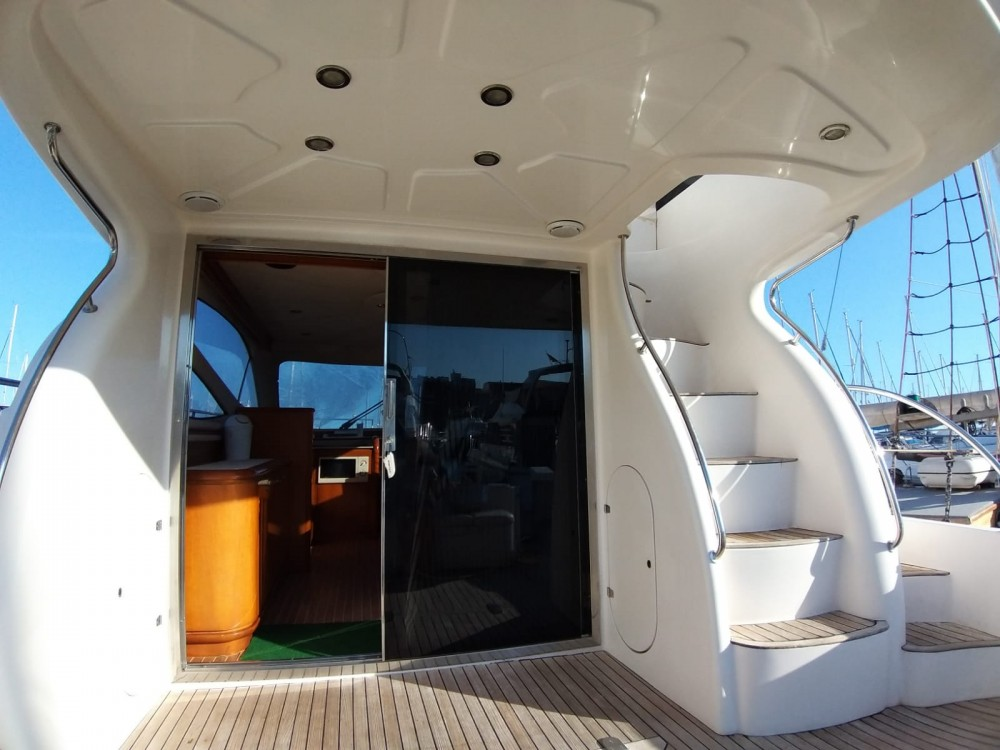 Rental Motorboat in Alicante - Doqueve Majestic 420
