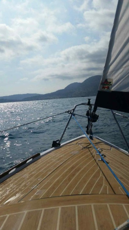 Hire Sailboat with or without skipper Edel Beaulieu-sur-Mer
