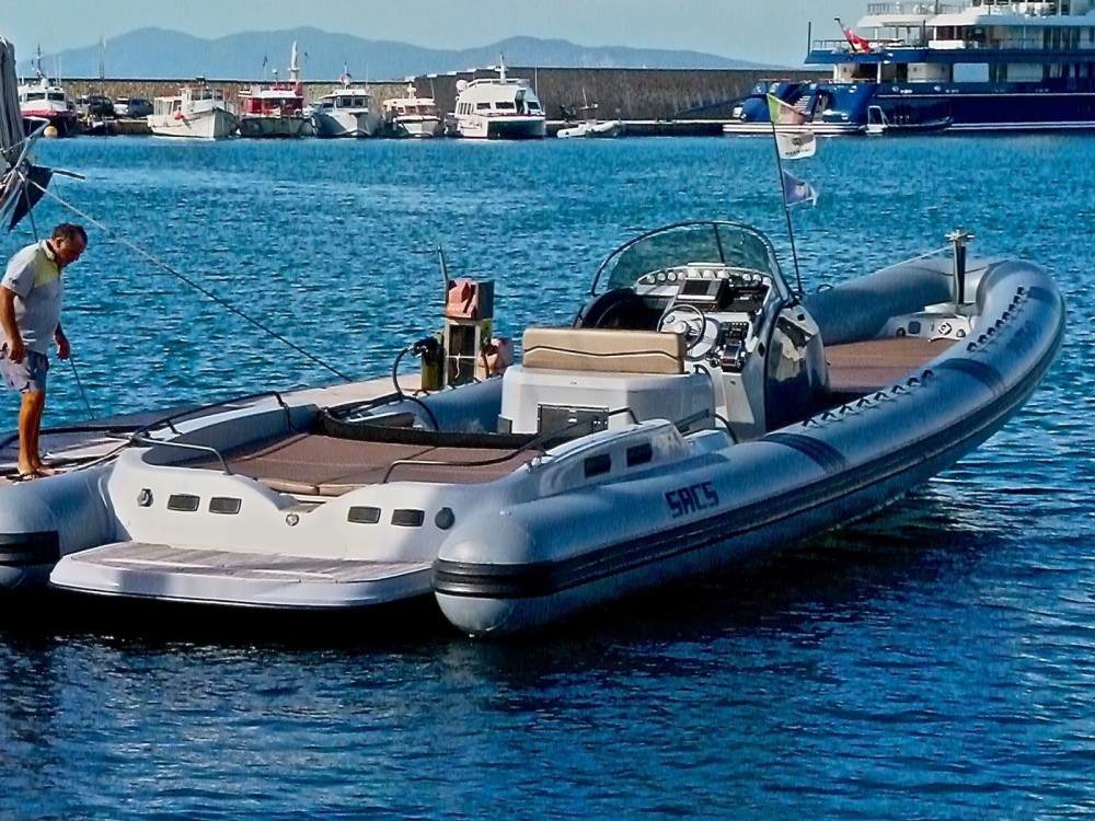 Boat rental Sacs Stratos in Balearic Islands on Samboat