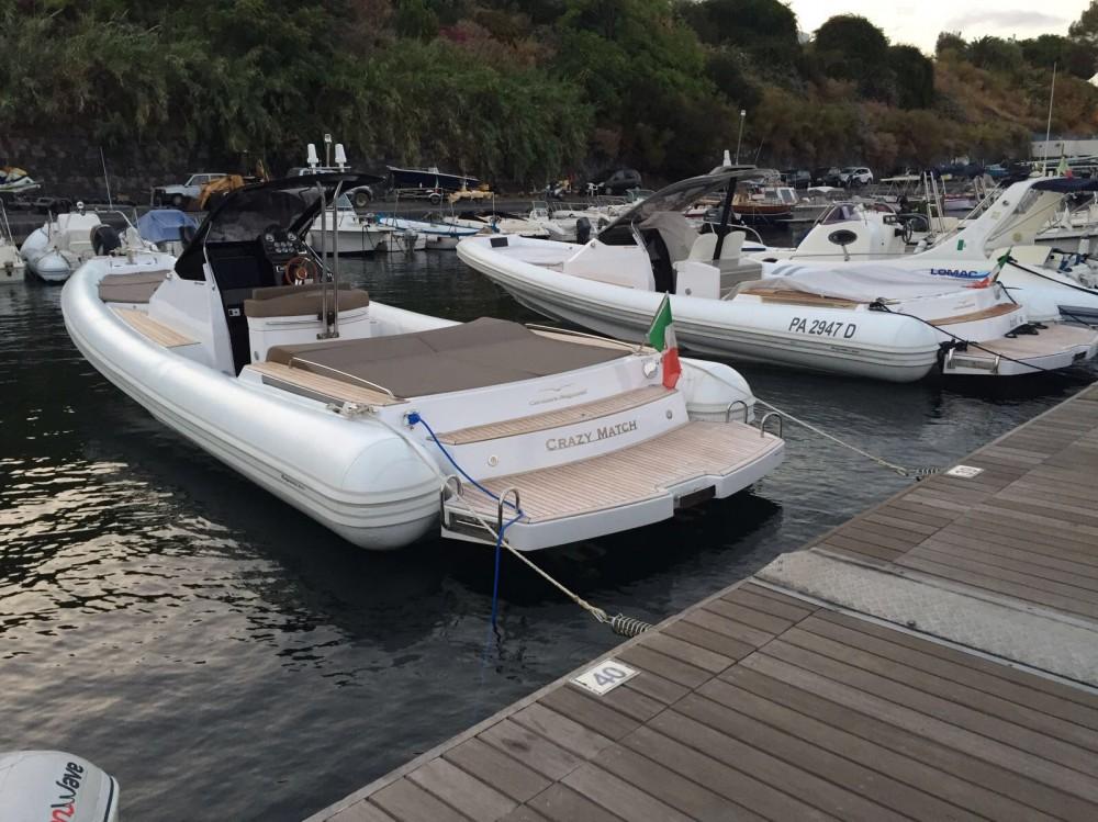 Rental RIB in Balearic Islands - Magazzu Magazzu M11