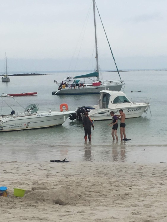 Rental yacht Loctudy - Jeanneau Cap Camarat 615 WA on SamBoat