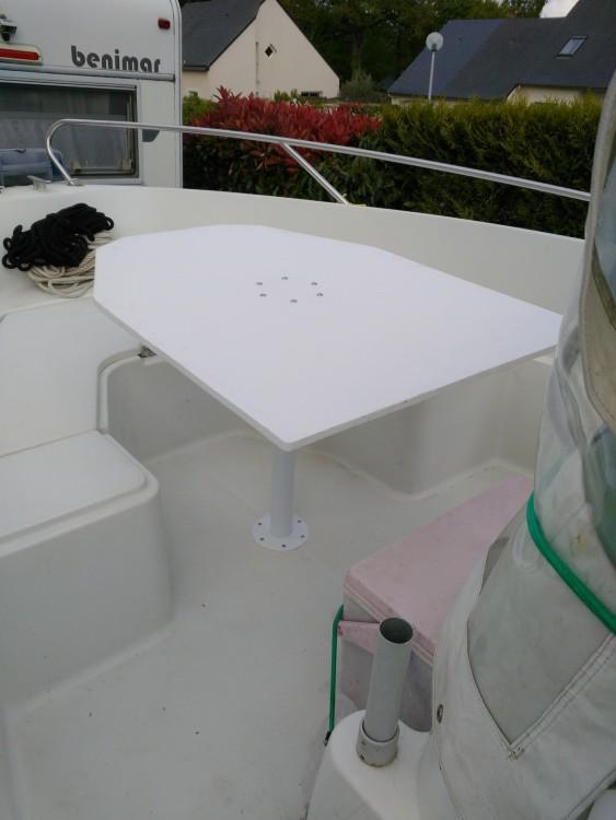 Boat rental Loctudy cheap Cap Camarat 615 WA