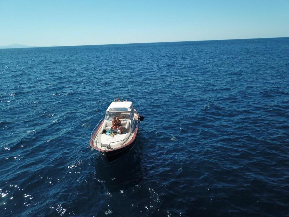 Rental Motorboat in Positano - Apreamare 30