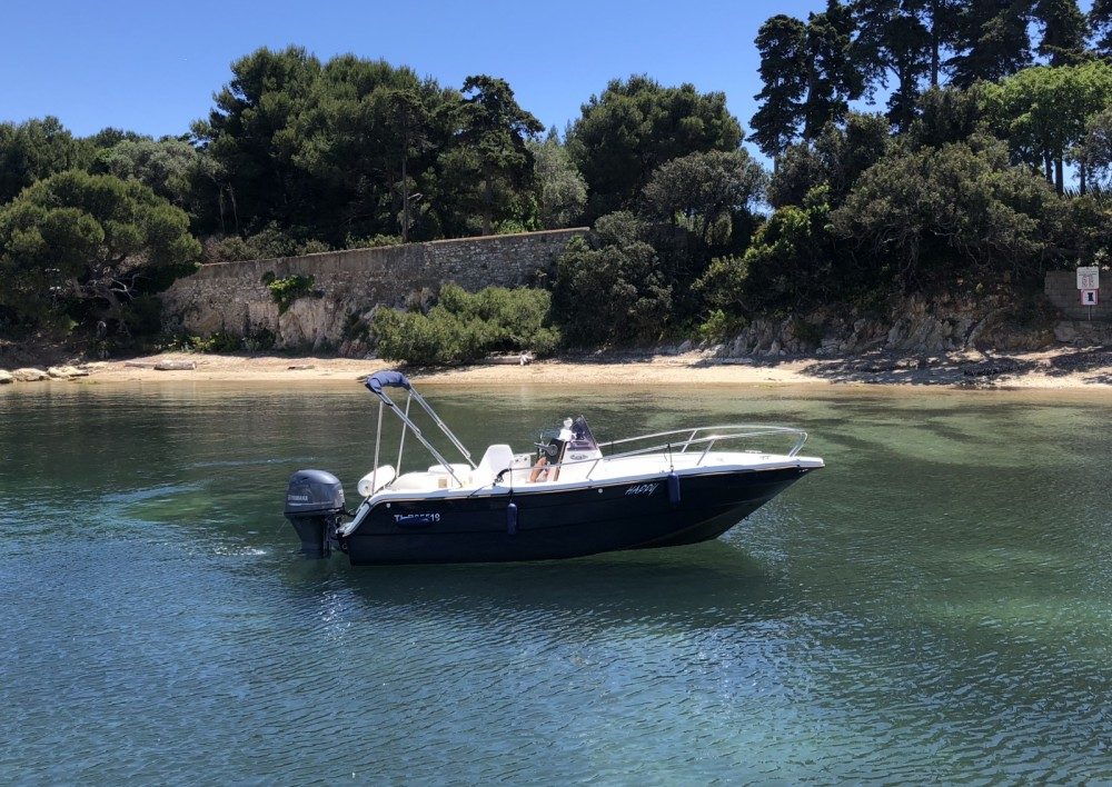 Hire Motorboat with or without skipper Mls Mandelieu-la-Napoule