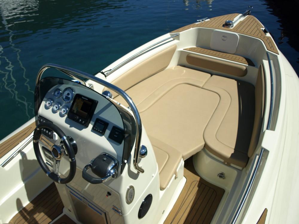 Boat rental Scanner Envy 710 in Opatija on Samboat