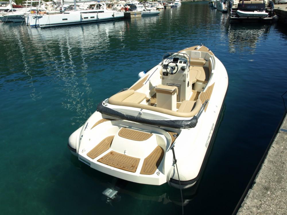 Rental yacht Opatija - Scanner Envy 710 on SamBoat