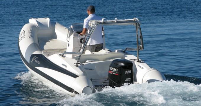Boat rental Zar Mako 58 in Biograd na Moru on Samboat