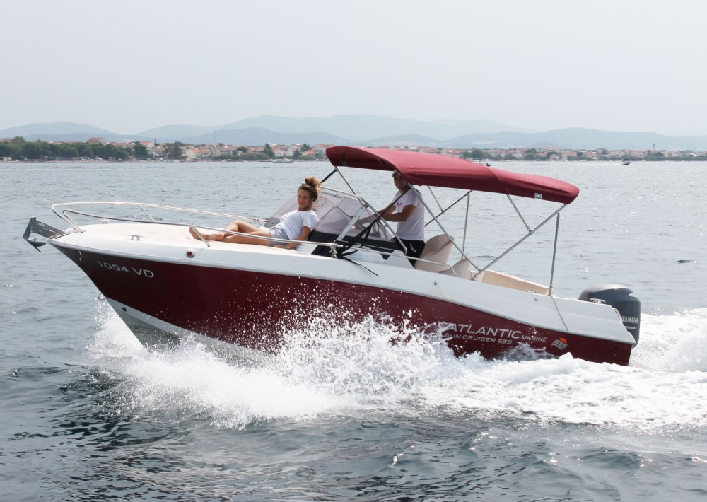 Hire Motorboat with or without skipper Atlantic Vodice