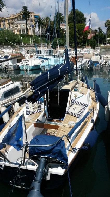 Rental Sailboat in Beaulieu-sur-Mer - Edel EDEL 2