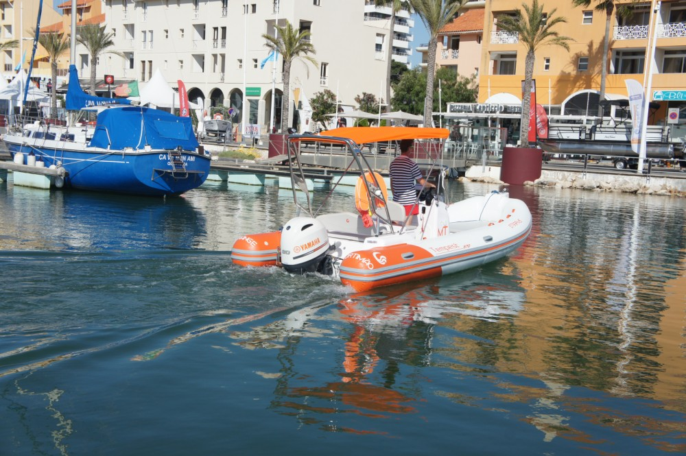 RIB for rent Portimão at the best price