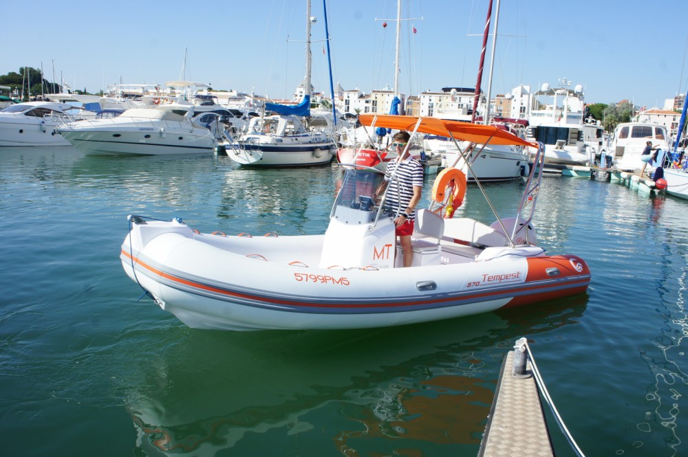 Hire RIB with or without skipper Capelli Portimão