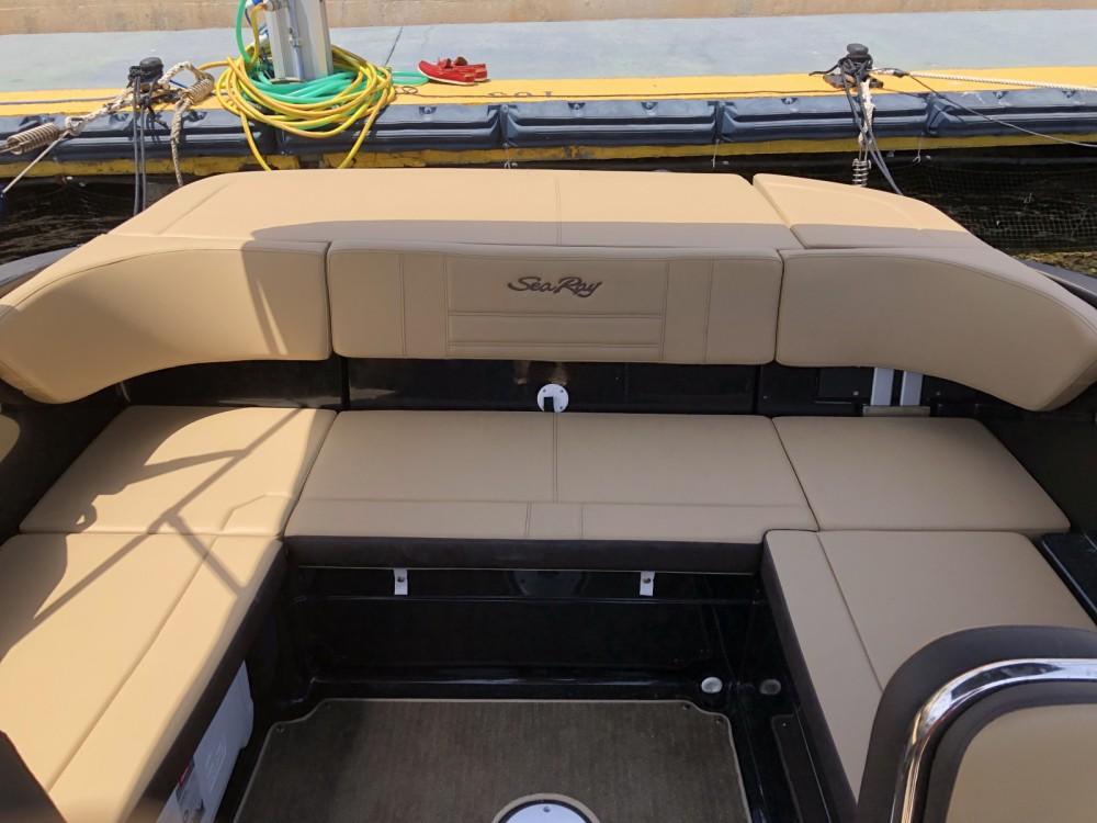Rental yacht la Vila Joiosa / Villajoyosa - Sea Ray SPX 210 on SamBoat