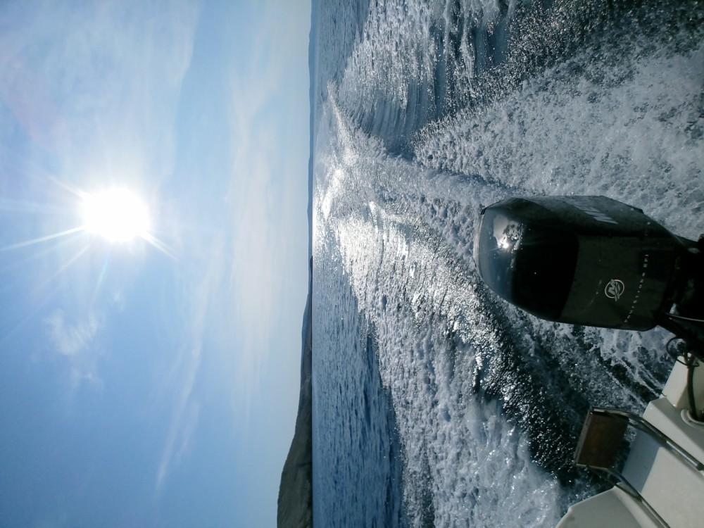 Boat rental Stara Novalja cheap Elan 17 CC