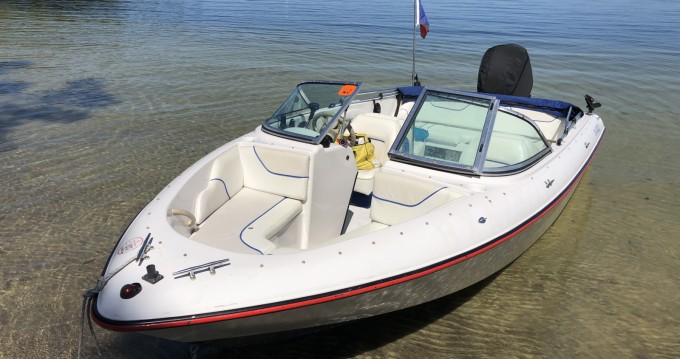 Boat rental Sunbird 170 BR in Aix-les-Bains on Samboat