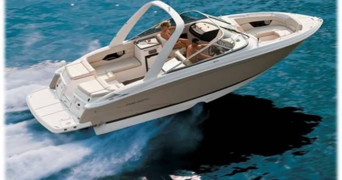 Rental Motorboat in Rhodes - Régal 2700 Bowrider