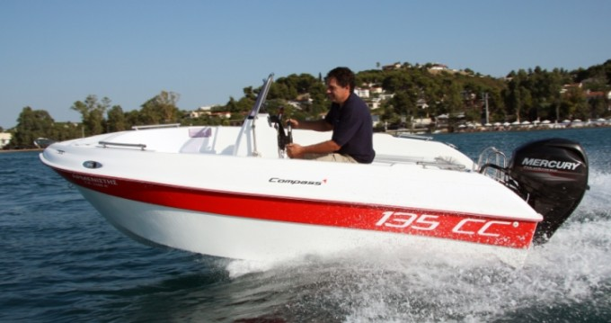 Motorboat for rent Rhodes at the best price