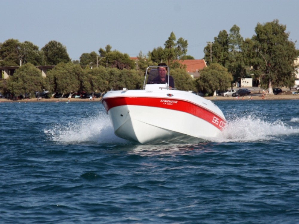 Rental yacht Aegean - compass 135 CC on SamBoat