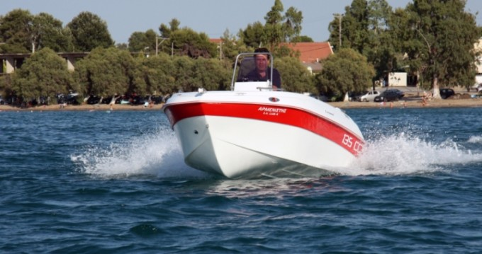 Compass 135 CC between personal and professional Rhodes